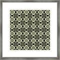 Tiles.2.296 Framed Print