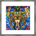 Fifth Dimensional Insight Framed Print
