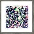 Toxic Calamity Framed Print
