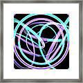 Trance Framed Print