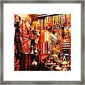 Treasures Of Arabia Framed Print