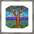 Tree Of Grace - Spring Framed Print