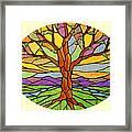 Tree Of Grace 2 Framed Print