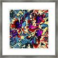 Tropical Delight Framed Print