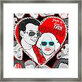 True Romance Framed Print by Gary Niles