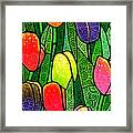 Tulip Glory Framed Print