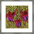 Tulips Are Tulips Framed Print