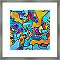 Uncommon Feasts Framed Print by Chaline Ouellet