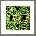 United Colors Abstract Framed Print