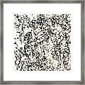 Untitled Black Framed Print