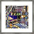 Urban Abstract 172 Framed Print