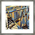 Urban Abstract 179 Framed Print