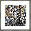 Urban Abstract 343 Framed Print