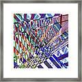 Urban Abstract 352 Framed Print