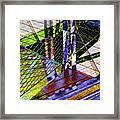 Urban Abstract 466 Framed Print
