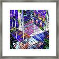 Urban Abstract 476 Framed Print