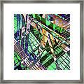Urban Abstract 500 Framed Print