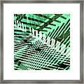 Urban Abstract 561 Framed Print