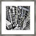 Urban Abstract 94 Framed Print