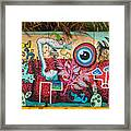 Urban Art 5 Framed Print