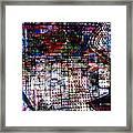 Urban Primitif Framed Print