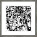 Urban Texture 4 Framed Print