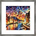 Venice - Grand Canal Framed Print