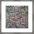 Vibration Framed Print
