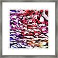 Viscosity Framed Print