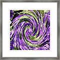 Vortex Abstract Art No. 14 Framed Print