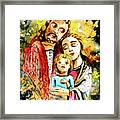 Wall Icon In Malta 06 Bis Framed Print
