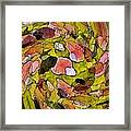 Wall Of Nature Framed Print