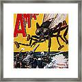 War Of The Worlds, 1927 Framed Print