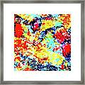 Water Whimsy 180 Framed Print
