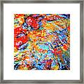 Water Whimsy 183 Framed Print