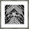 Waverly Building Nyu Framed Print