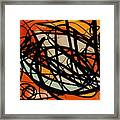 Ways And Emotions #2 Framed Print