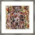 What Are You Looking At 20 Framed Print