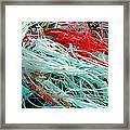 What Makes Lobsters Smile Framed Print