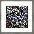 What's The Point? Framed Print