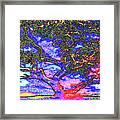 Whatwoods Tree Framed Print