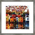 Where I Grew Up Framed Print