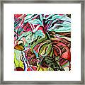 Wild And Grace Filled Framed Print