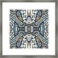 Wild Thoughts Framed Print
