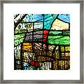 Wiltshire Landscape Framed Print by Andrew Taylor
