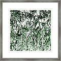 Wind In The Corn Framed Print
