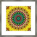 Window To Soul No. 6 Framed Print