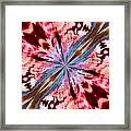 Winged Mite Framed Print