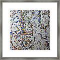 Winter Cottonwood Twigs  Sold Framed Print