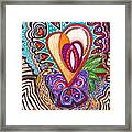 With Deep Thoughts And Tears - Viii Framed Print